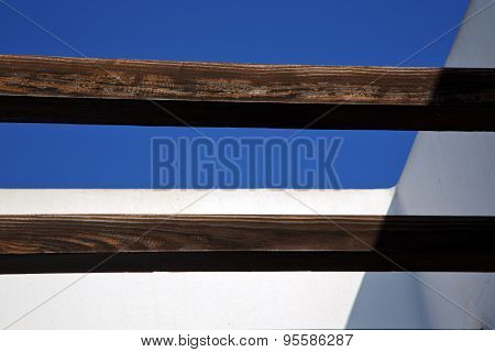Piece Of Brown    Roof In The Sky  Lanzarote Spain
