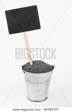 Pointer, Price In Bucket Of  Poppy Seeds