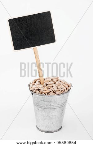 Pointer, Price In Bucket Of  Sunflower Seeds
