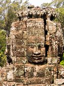 Постер, плакат: Face of Bodhisattva Loki State Ice King