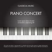 Постер, плакат: Piano Concert