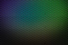 stock photo of grating  - Pattern of the colorful grate metallic for background and texture - JPG