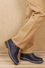 foto of khakis  - Men - JPG