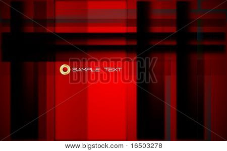 Neon Stripes Design - EPS10 Abstract Vector Background