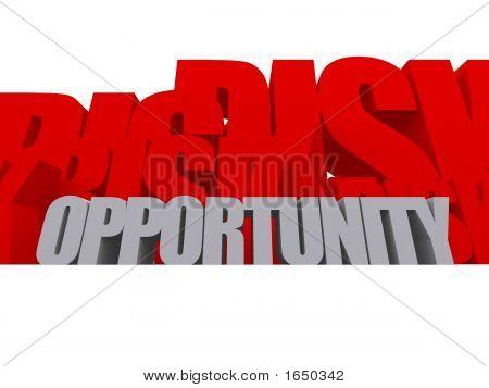 Oportunidad y riesgo