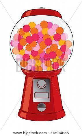 gum machine