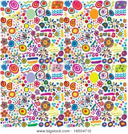 patrón de colores