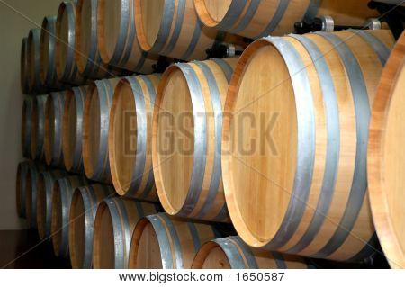 Vine Barrels