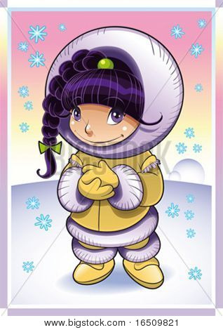 Baby-Eskimo