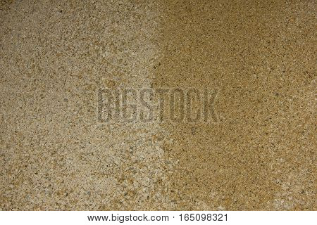 Marble yellow and beige crumb mineral grit texture for background