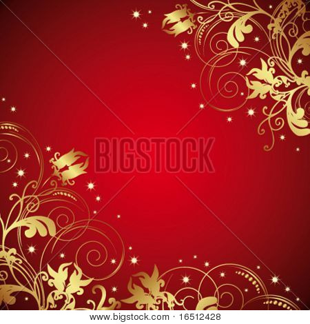 Vector Holidays Background