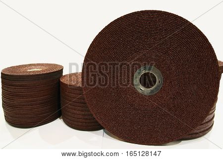 The abrasive discs stone for metal grinding in industrial steel