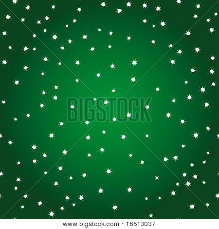 Raster Seamless background Star