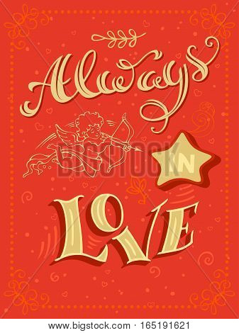 Always In Love.