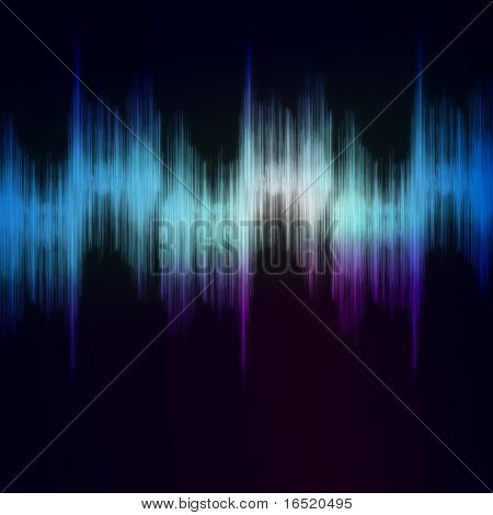 Ecualizador sonido ritmo música Beats