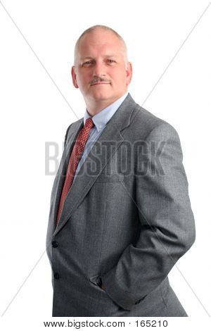 Businessman - Confident