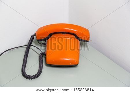 Phone Without Dial Buttons