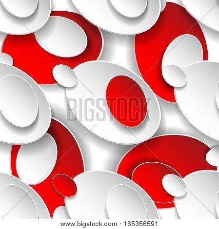 Vector seamless geometric background. Pattern for design, brochures. Eps10