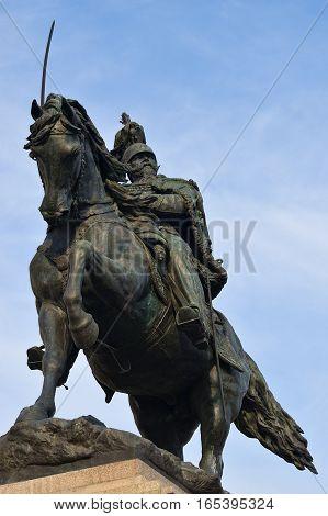 Monument Of Vittorio Emanuele Ii In Venice, Italy