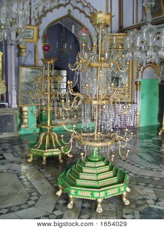 Husainabad Imam Bargah - Internal Hall