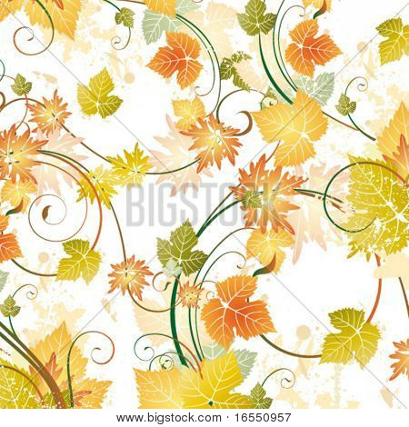 floral Background. Vektor.