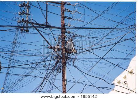 Cables cruzados