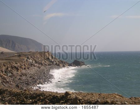 A visit to the coast at point Dume