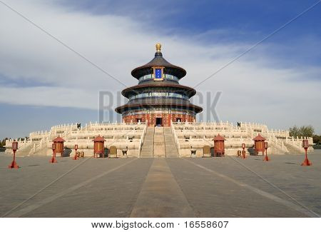 Panoramic Temple of Heaven