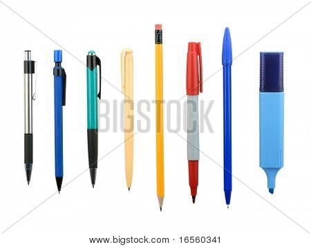 Collection of Pens & pencil