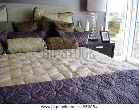 Restful Bedroom.