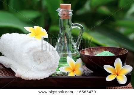 Spa background,wellness and relaxation concept.