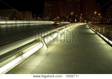 Futuristic Bridge