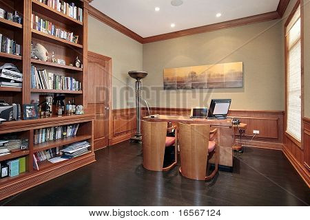 Luxury office