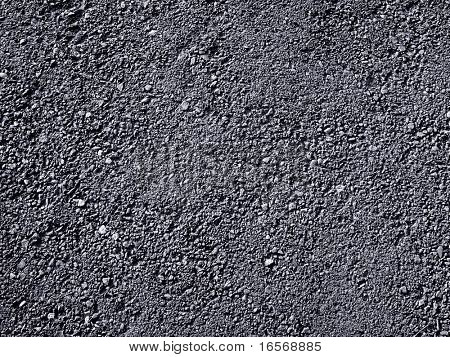 asphalt roadway surface