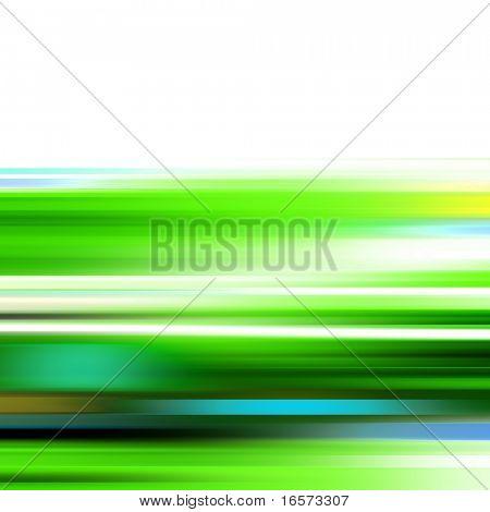 abstract Illustration einer high-Speed-Bewegung