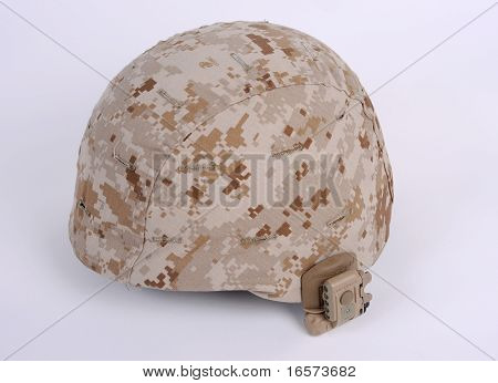 Modern Usmc Marine Lwh Combat Helmet