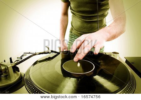 DJ disco house progresivo electro música