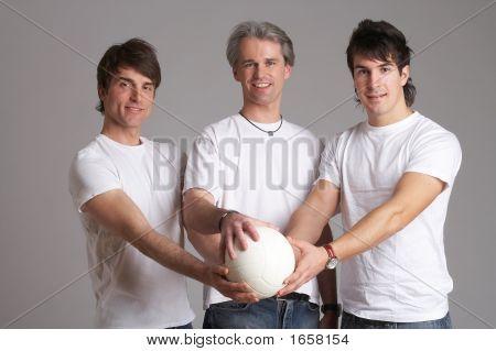 Sportive Men