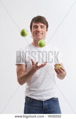 Playng With Apples