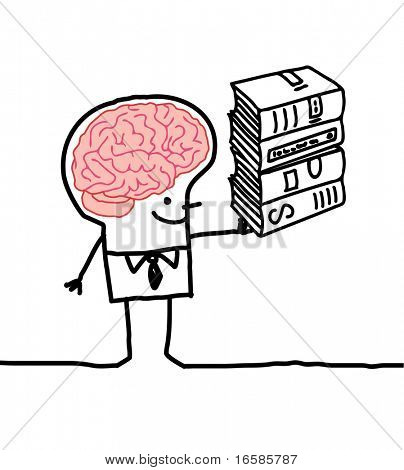 man and brain 2