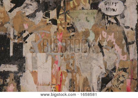 Abstract Art Block