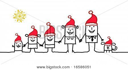 família e Natal