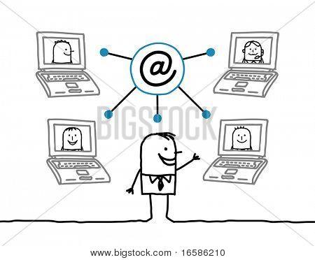Reunión de la red