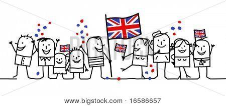 national holiday - England