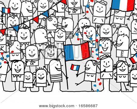 national holiday - France