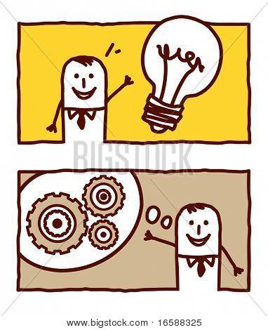 business & concept