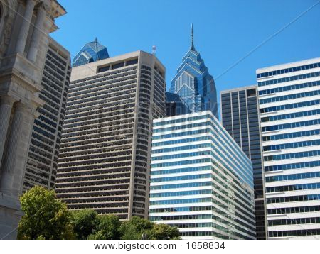 Buildings Of The Big City