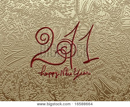 2011 Happy New Year