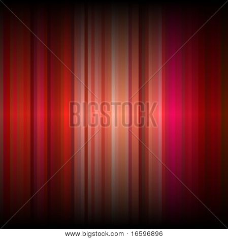 stripes background with various tones of red