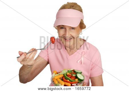Breast Cancer Awareness - Healthy Eating